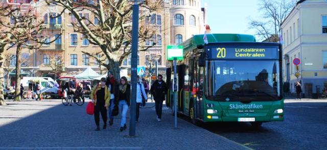 Lund bus 20